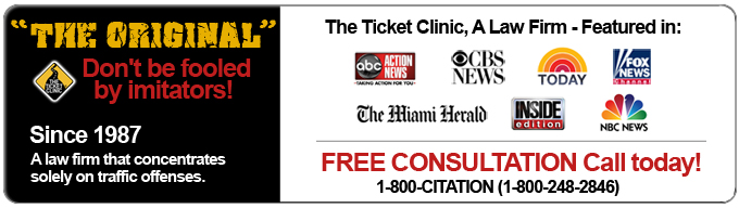 Accident And Work Injury Clinic: Traffic Ticket Clinic